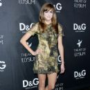 Danielle Panabaker - Grand Opening Of The D&G Flagship Boutique In Los Angeles - 15.12.2008