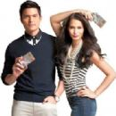 Dingdong Dantes and Isabelle Daza