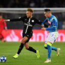 Paris Saint-Germain vs. SSC Napoli - UEFA Champions League Group C - 454 x 303