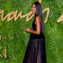 Naomi Campbell–2017 Fashion Awards in London - 454 x 680