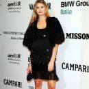 Vanessa Hessler - AmfAR's Second Annual Cinema Against AIDS Rome, Rome, Italy - October 24 2008