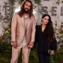 Lisa Bonet and Jason Momoa – 'See' TV Show Premiere in Los Angeles - 454 x 682