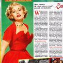 Zsa Zsa Gabor - Retro Magazine Pictorial [Poland] (August 2019) - 454 x 642