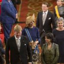 King Willem Alexander and Queen Maxima of The Netherlands Attend Budget Day - 423 x 600
