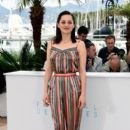 Marion Cotillard – 'Macbeth' Photocall in Cannes