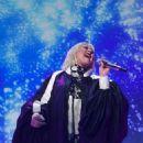 Christina Aguilera – iHeartRadio Celebrates Christina Aguiera: The Experience Las Vegas Launch - 454 x 681