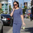 Dakota Johnson – Out and about in Los Angeles
