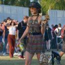 Vanessa Hudgens – 2018 Coachella Weekend 2 in Indio