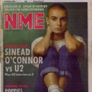 Sinéad O'Connor - New Musical Express Magazine Cover [United Kingdom] (29 October 1988)