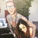 Austin Carlile and Pamela Francesca - 454 x 449