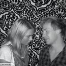 Indiana Evans and Angus McLaren