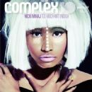 Nicki Minaj Covers Complex April 2012