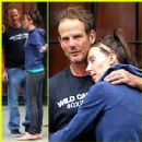 Whitney Cummings and Peter Berg