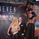 Jenny McCarthy E11even Miamis 1 Year Anniversary In Miami