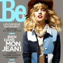 Svetlana Kuznetsova - Be Magazine Cover [France] (April 2013)
