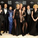 The SWATH Cast Celebrates an Exciting Weekend at Their Big London Premiere - 454 x 288