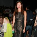Jill Hennessy - Nicole Miller Spring 2009 Fashion Show (Front Row) During Mercedes-Benz Fashion Week In New York City, 05.09.2008.