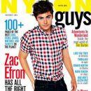 Zac Efron Nylon Guys US November 2009