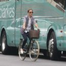Pippa Middleton – Goes for a bike ride on her 34th birthday in London - 454 x 303