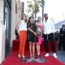 Anna Faris – Eva Longoria Hollywood Walk Of Fame Ceremony in Beverly Hills - 454 x 303