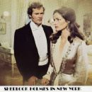 Roger Moore and Charlotte Rampling in Sherlock Holmes in New York (1976)