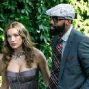 Baron Davis and Rebecca Marshall