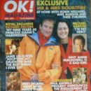 Robin Williams - OK! Magazine Cover [United Kingdom] (May 1994)