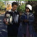 Ben Foster and Rebekah Johnson in Warner Brothers' Liberty Heights - 11/99