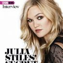 Julia Stiles - Cosmopolitan Magazine December 2010