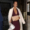 Alesha Dixon – Private dinner party at Bob Bob Ricard restaurant in London - 454 x 760