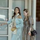 Jessica Alba – Out with a friend in Los Angeles