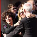 Farah Faucett's Funeral 6-30-2009