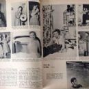 Debbie Reynolds - Movieland Magazine Pictorial [United States] (October 1954)