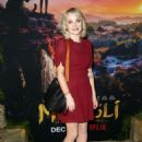 Evanna Lynch – 'Mowgli' Premiere in Los Angeles - 454 x 683