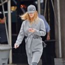 Nina Agdal – Out in Manhattan 10/25/ 2016