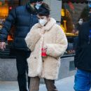 Selena Gomez – Arriving to the set of 'Only Murders in the Building' in NYC