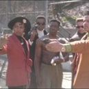 Mr Christopher Williams (dressed in light orange  ) looking sexy as ever in his role from the movie