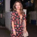 Candice Brown – Attending the Pimm's summer party at Flat Iron Square in London - 454 x 759
