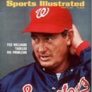 Ted Williams - Sports Illustrated Magazine Cover [United States] (17 March 1969)