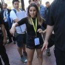 Becky G- Comic-Con International 2016 in San Diego - Day 2 - 450 x 600