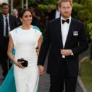 Meghan Markle and Prince Harry – Visiting the Consular House in Tonga