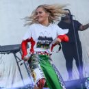 Rita Ora – Performs at 2018 Isle of Wight Festival