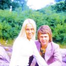 Bjorn Ulvaeus and Agnetha Faltskog - 454 x 676