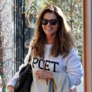 Maria Shriver spends time out and about in Brentwood, California on January 08, 2016 - 454 x 568