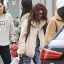 Sarah Hyland – Heads to the gym in Studio City