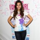 Victoria Justice - Launching GirlUp's Girlafesto - United Nations Foundation In NYC 2010-09-30