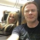 Dave Mustaine and Pamela Casselberry - 454 x 454
