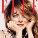 Emma Stone for Elle US Magazine (September 2018)
