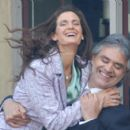 Andrea Bocelli and Veronica Berti - 454 x 402
