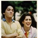 Scott Baio and Felice Schachter